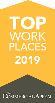Top Work Places 2018 by the Commercial Appeal